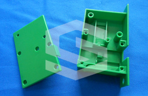 connector housing injection mold