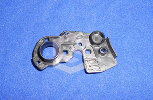 Plastic component injection mold