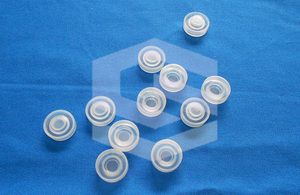 Medical tube cap injection mold