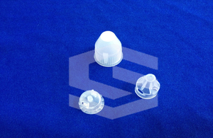 Medical plastic cap injection mold