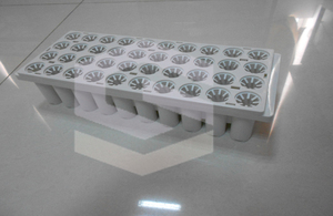 medical tube array injection mold