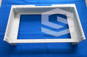 injection mold for display part