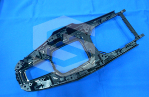 auto interior injection molding